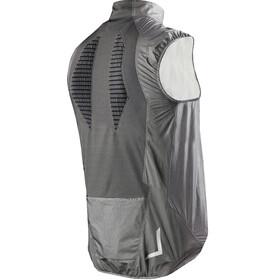 X-Bionic Running Streamlite OW Vest Herren black melange